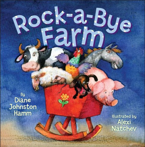 Rock-A-Bye Farm 9781416936213