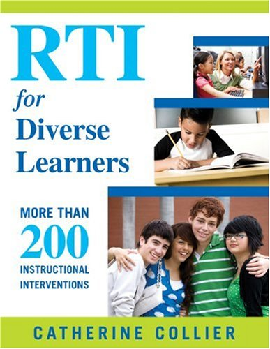 Rti for Diverse Learners: More Than 200 Instructional Interventions 9781412971621
