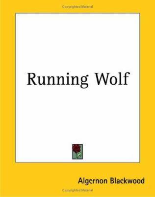 Running Wolf 9781419145698