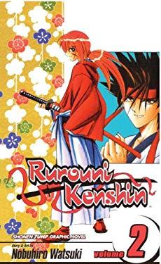 Rurouni Kenshin, Volume 2: The Two Hitokiri 9781417658923