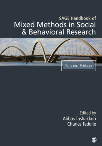 Sage Handbook of Mixed Methods in Social & Behavioral Research 9781412972666