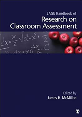 Sage Handbook of Research on Classroom Assessment 9781412995870