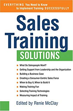 Sales Training Solutions 9781419585449
