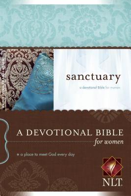 Sanctuary Bible-NLT: A Devotional Bible for Women 9781414309569