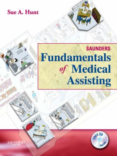 Saunders Fundamentals of Medical Assisting [With CDROM] 9781416042235