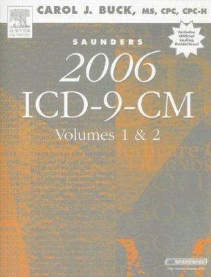 Saunders ICD-9-CM Volumes 1 & 2 9781416032472