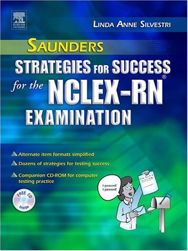 Saunders Strategies for Success for the NCLEX-RN? Examination 9781416000952