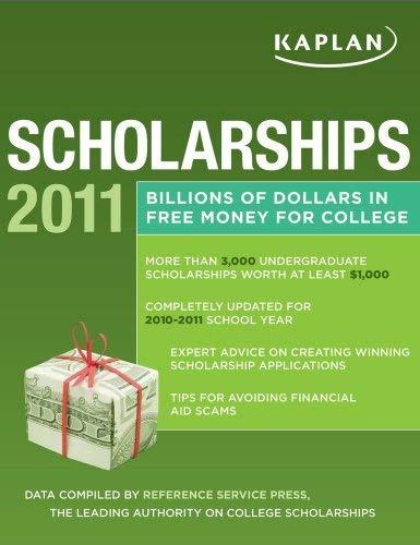 Kaplan Scholarships 9781419550058