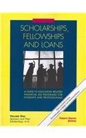 Scholarships, Fellowships & Loans 9781414459936