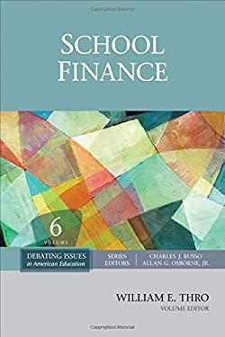 School Finance 9781412987578