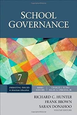 School Governance 9781412987653