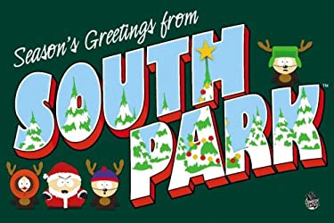 Season's Greetings from South Park 9781416947523