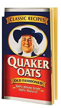 Shaped Board Bf Quaker Oats