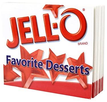 Shaped Board Book Jello 9781412725897