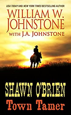 Shawn O'Brien, Town Tamer (Wheeler Publishing Large Print Western)