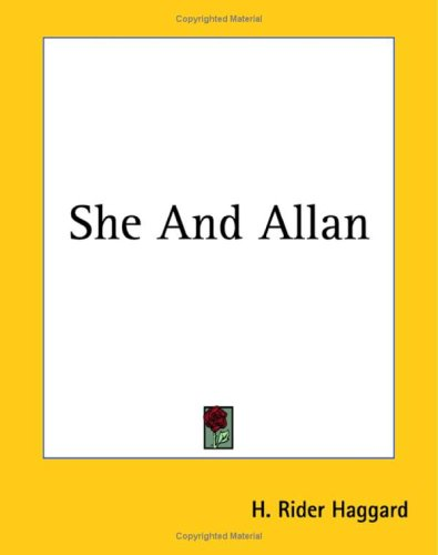 She and Allan 9781419146961