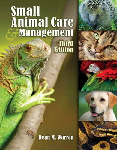 Small Animal Care & Management 9781418041052