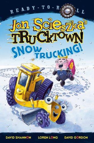 Snow Trucking! 9781416941408