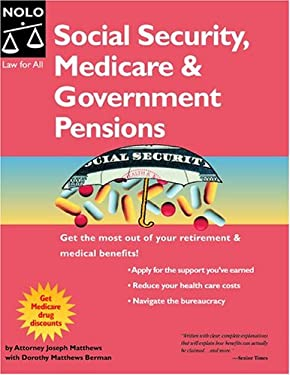 Social Security, Medicare & Government Pensions 9781413301540
