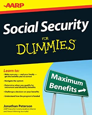Social Security for Dummies 9781410452214
