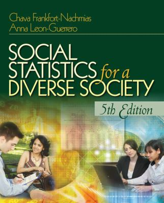 Social Statistics for a Diverse Society 9781412968249