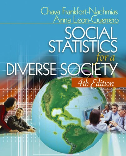 Social Statistics for a Diverse Society 9781412915175