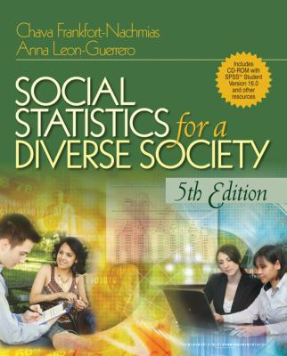 Social Statistics for a Diverse Society [With CDROM]