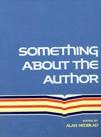 Something about the Author: Facts and Pictures about Authors and Illustrators of Books for Young People 9781414442174