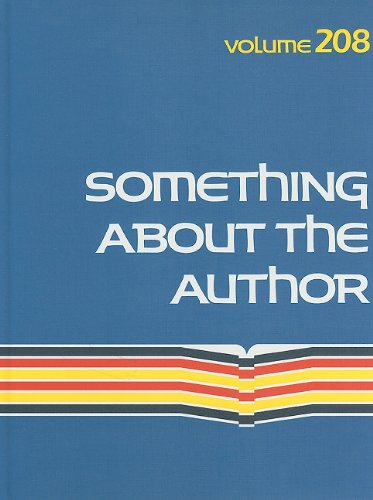 Something about the Author, Volume 208: Facts and Pictures about Authors and Illustrators of Books for Young People 9781414442211