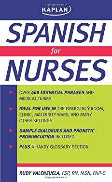 Spanish for Nurses 9781419596100