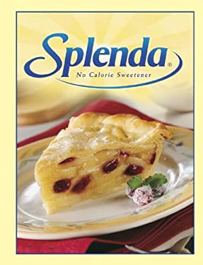 Splenda Cookbook 9781412722100