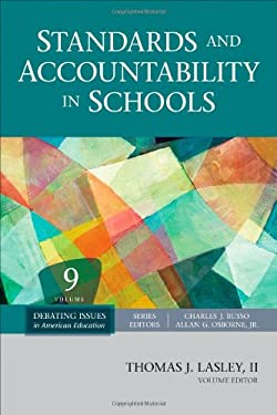 Standards and Accountability in Schools 9781412987660