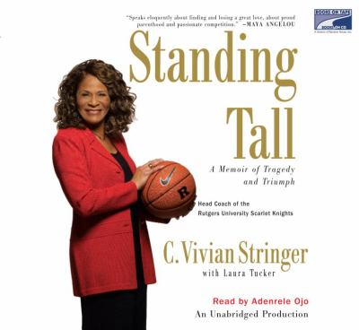 Standing Tall (Lib)(CD) 9781415949924