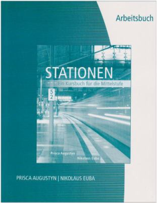 Stationen Arbeitsbuch 9781413008821