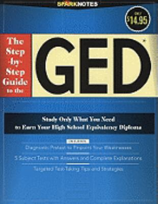Step-By-Step Guide to the GED 9781411402461