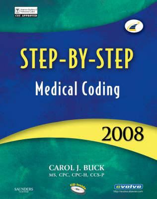 Step-By-Step Medical Coding 2008 Edition 9781416045670
