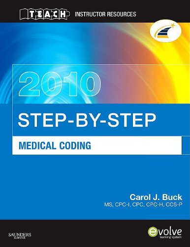 Step-By-Step Medical Coding 9781416068365