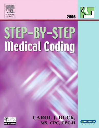 Step-By-Step Medical Coding 9781416001317