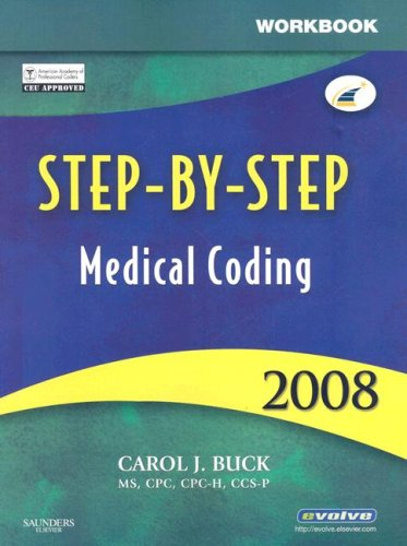 Step-By-Step Medical Coding 9781416045687