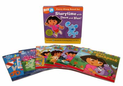 Storytime with Dora and Blue! 9781416913023
