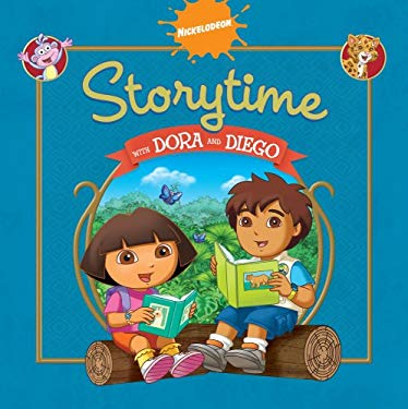 Storytime with Dora and Diego 9781416970934