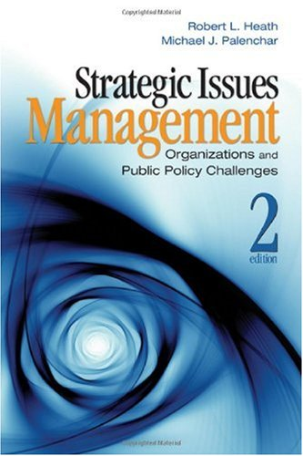 Strategic Issues Management: Organizations and Public Policy Challenges 9781412952101