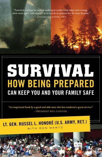 Survival: How Being Prepared Can Keep Your Family Safe 9781416599012