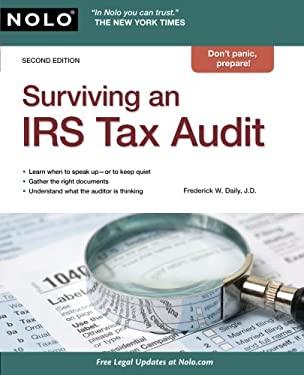 Surviving an IRS Tax Audit 9781413312362