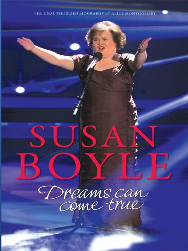 Susan Boyle: Dreams Can Come True 9781410426802