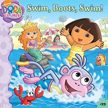 Swim, Boots, Swim! 9781416971955