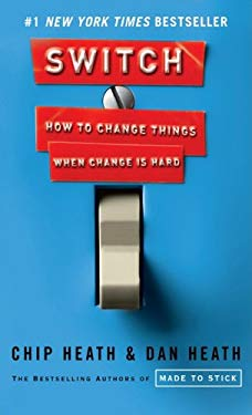 Switch: How to Change Things When Change Is Hard 9781410433138