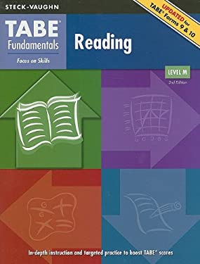 TABE Fundamentals: Reading, Level M 9781419053528