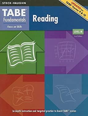 TABE Fundamentals: Reading, Level M 9781419053528