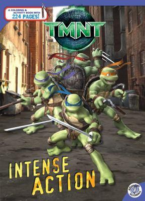 TMNT Intense Action 9781416951025